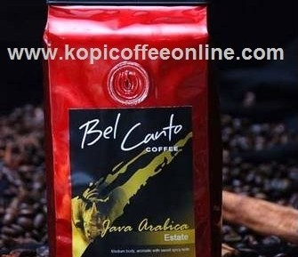 Kopi Bel Canto Java Arabica Estate 250 gr