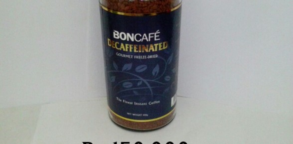 Kopi Boncafe Decaffeinated