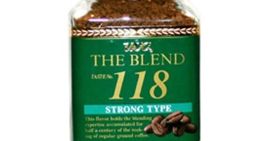 Kopi UCC The Blend 118, 100 gr