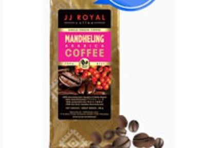 Kopi JJ Royal Mandheling Arabica 200 gr