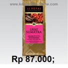 Kopi JJ Royal great Sumatera