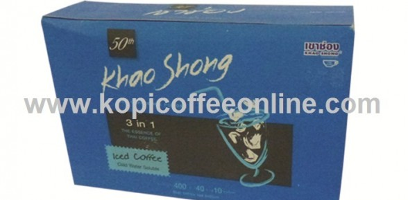 Kopi Khao Shong Iced Coffee 400 gr