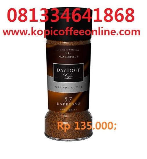 davidoff espresso 57 new