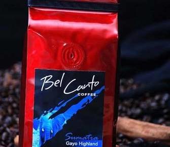 Kopi Bel Canto Sumatera Gayo Highland 250 gr