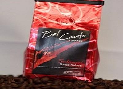 Kopi Bel Canto Sulawesi Toraja Kalossi 250 gr