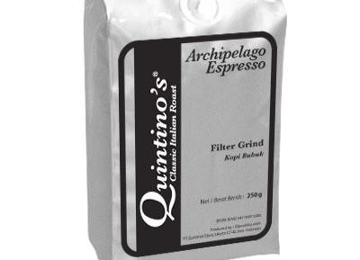 Kopi Quintino's Archipelago Espresso
