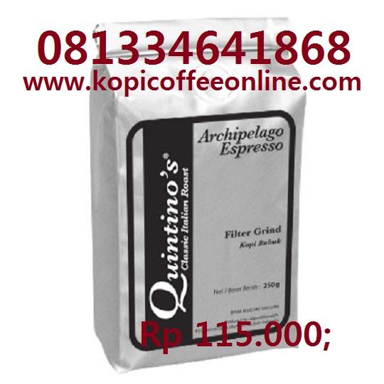 kopi quintino's ArchipelagoFG-250g - Copy