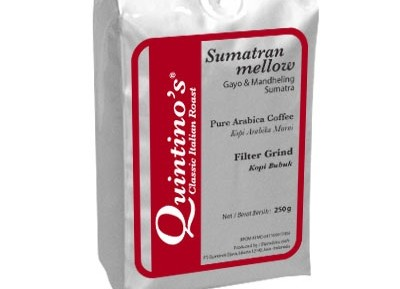 Kopi Quintino's Sumatran Melloe Arabika