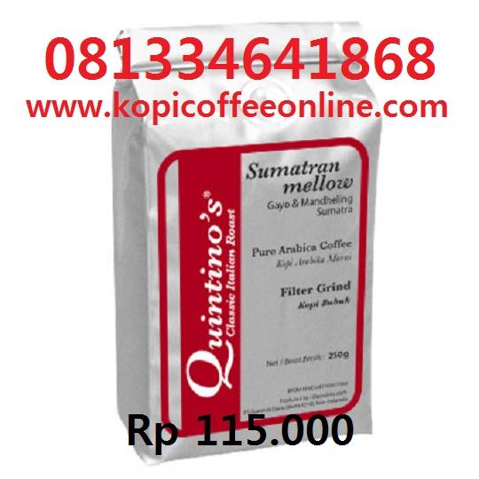 kopi quintino's SumatranMellowFG-250g - Copy
