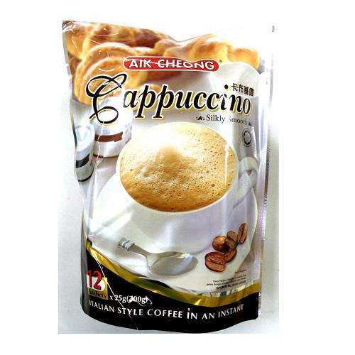kopi Aik-Cheong-3-in-1-Cappuccino-12x25g