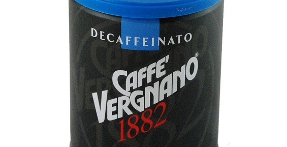 Kopi Caffe Vergnano 1882  decaffeinated