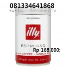 Kopi Illy Espresso ground coffee medium roasted - Copy