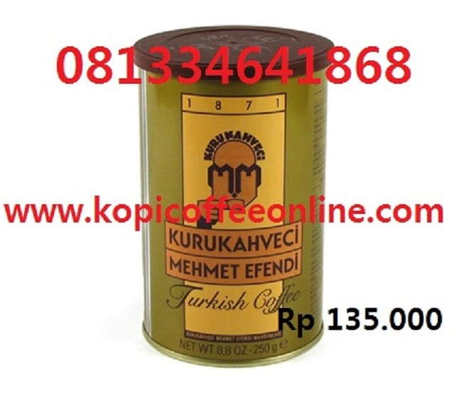 Kopi Mehmet-Efendi-Turkish-Coffee-250G - Copy